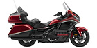 2015 Honda Gold Wing Airbag