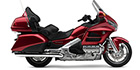 2016 Honda Gold Wing Audio Comfort