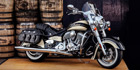 2016 Indian Chief Limited Edition Jack Daniels Vintage