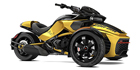 2017 Can-Am Spyder F3 S Daytona 500