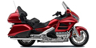 2017 Honda Gold Wing Audio Comfort Navi XM ABS
