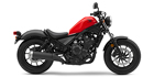 2017 Honda Rebel 300