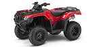 2018 Honda FourTrax Rancher 4X4 Automatic DCT IRS