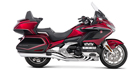 2018 Honda Gold Wing Tour Airbag DCT