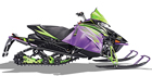 2019 Arctic Cat ZR 6000 Limited ES 129 iACT
