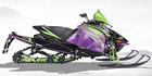 2019 Arctic Cat ZR 8000 Limited ES 137