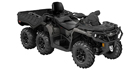 2019 Can-Am Outlander MAX 6x6 1000 XT