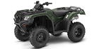 2019 Honda FourTrax Rancher 4X4 Automatic DCT IRS