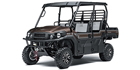 2020 Kawasaki Mule PRO-FXT Ranch Edition