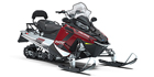 2019 Polaris Indy LXT 550 Sunset Red