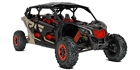 2021 Can-Am Maverick X3 MAX X rs TURBO RR With SMART-SHOX