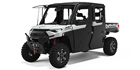 2021 Polaris Ranger Crew XP 1000 Trail Boss NorthStar Edition