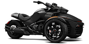 2016 Can-Am Spyder F3 S Special Series