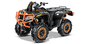 2017 Arctic Cat 700 MudPro Limited EPS