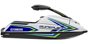 2018 Yamaha WaveRunner Superjet Base