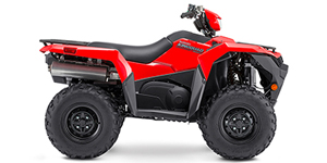 2019 Suzuki KingQuad 500 AXi Power Steering