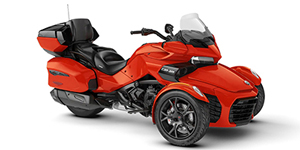 2020 Can-Am Spyder F3 Limited
